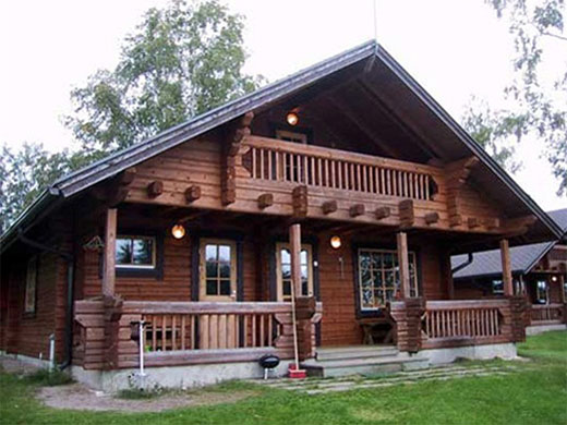 Holiday cottage for 8 persons